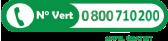 Numéro vert ACTC